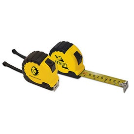 Tape Measure (25. Ft., Yellow/Black)