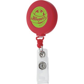 Tape Measure Badge Holder for your School