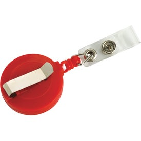 Tape Measure Badge Holder for Advertising