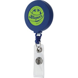 Promotional Tape Measure Badge Holder