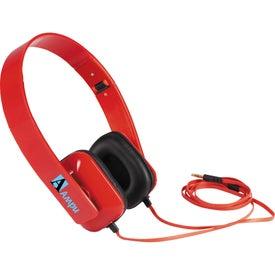 Techno Headphones for Customization