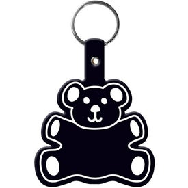 Teddy Bear Key Tag Giveaways