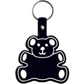 Teddy Bear Key Tag Giveaways