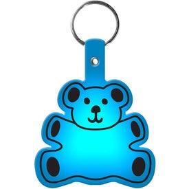 Teddy Bear Key Tag for Your Company