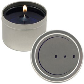 Tek Candle Imprinted with Your Logo