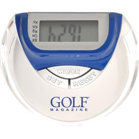 Tek Tracker Pedometer Imprinted with Your Logo
