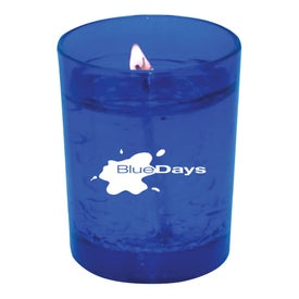Tek Votive Round for Promotion