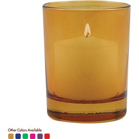 Advertising Tek Votive Round