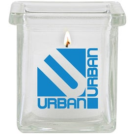 Personalized Tek Votive Square