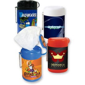 Tek-Wipes Antibacterial Wet Wipes