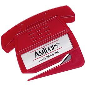 Telephone Letter Opener