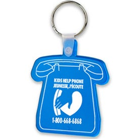 Telephone Soft Key Tag