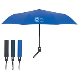 "Telescopic Folding Automatic Umbrella (43"")"