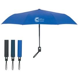 "Telescopic Folding Automatic Umbrella (43"")"