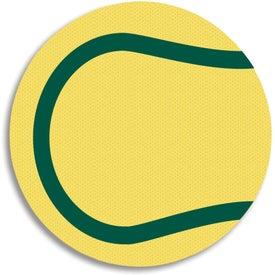 Monogrammed Tennis Ball Jar Opener