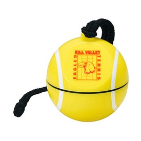 Tennis Ball with Neck Rope (Unfilled)