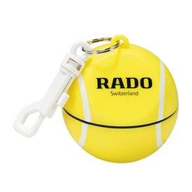 Tennis Ball with Hook Clip