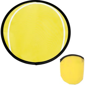 Tennis Flexible Flyer for Marketing