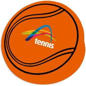 Monogrammed Tennis Keep-It Clip