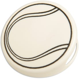 Tennis Keep-It Clip Imprinted with Your Logo