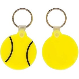 Custom Tennis Key Chain