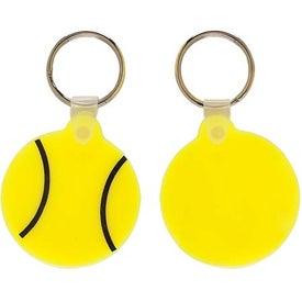 Custom Tennis Key Chain
