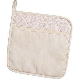 Customized Terry Cloth Potholder