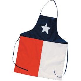 Texas Flag Apron (Unisex)