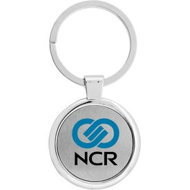 The Anello Key Chain Imprinted with Your Logo