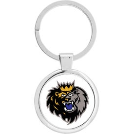 The Anello Key Chain with Your Slogan