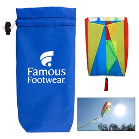 The Aviator Kite with Your Slogan