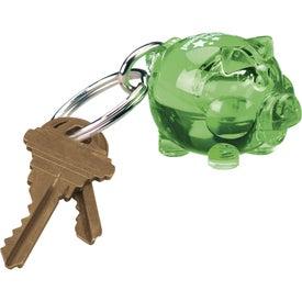 Company The Bank'r Key Tag
