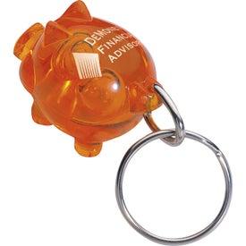 The Bank'r Key Tag