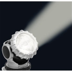 The Beacon Flashlight Imprinted with Your Logo