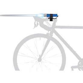 The Beaumont Bike Light Imprinted with Your Logo