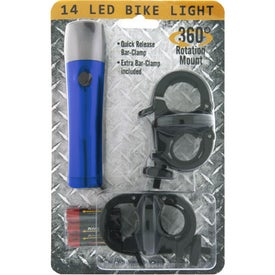 Custom The Beaumont Bike Light