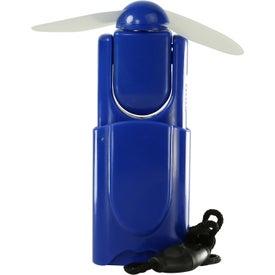 The Brise Retractable Mini Fan