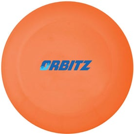The Calistoga Flying Disc for Marketing