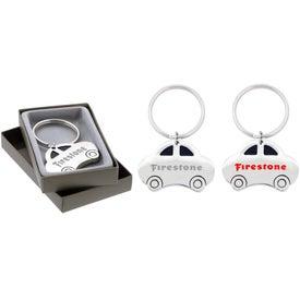 The Maserati Key Chain