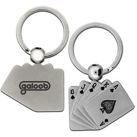 The Carte da Gioco Key Chain