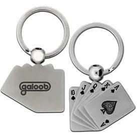 The Carte da Gioco Key Chain