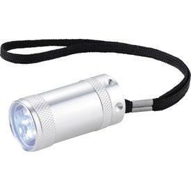 Customizable Comet Flashlight with Your Slogan