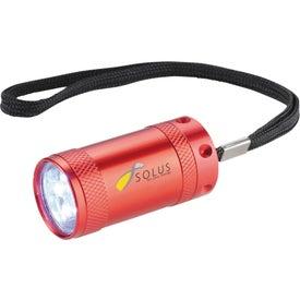 Promotional Customizable Comet Flashlight