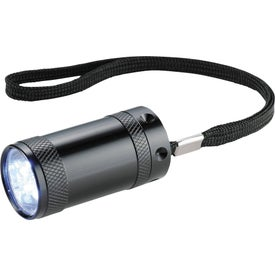 Customizable Comet Flashlight Branded with Your Logo