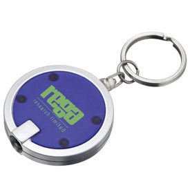 Disc Key Light for Advertising