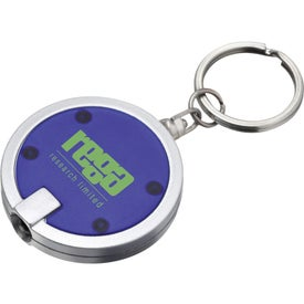 Disc Key Light Giveaways