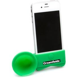 Imprinted The Econo iPhone Megaphone Speaker