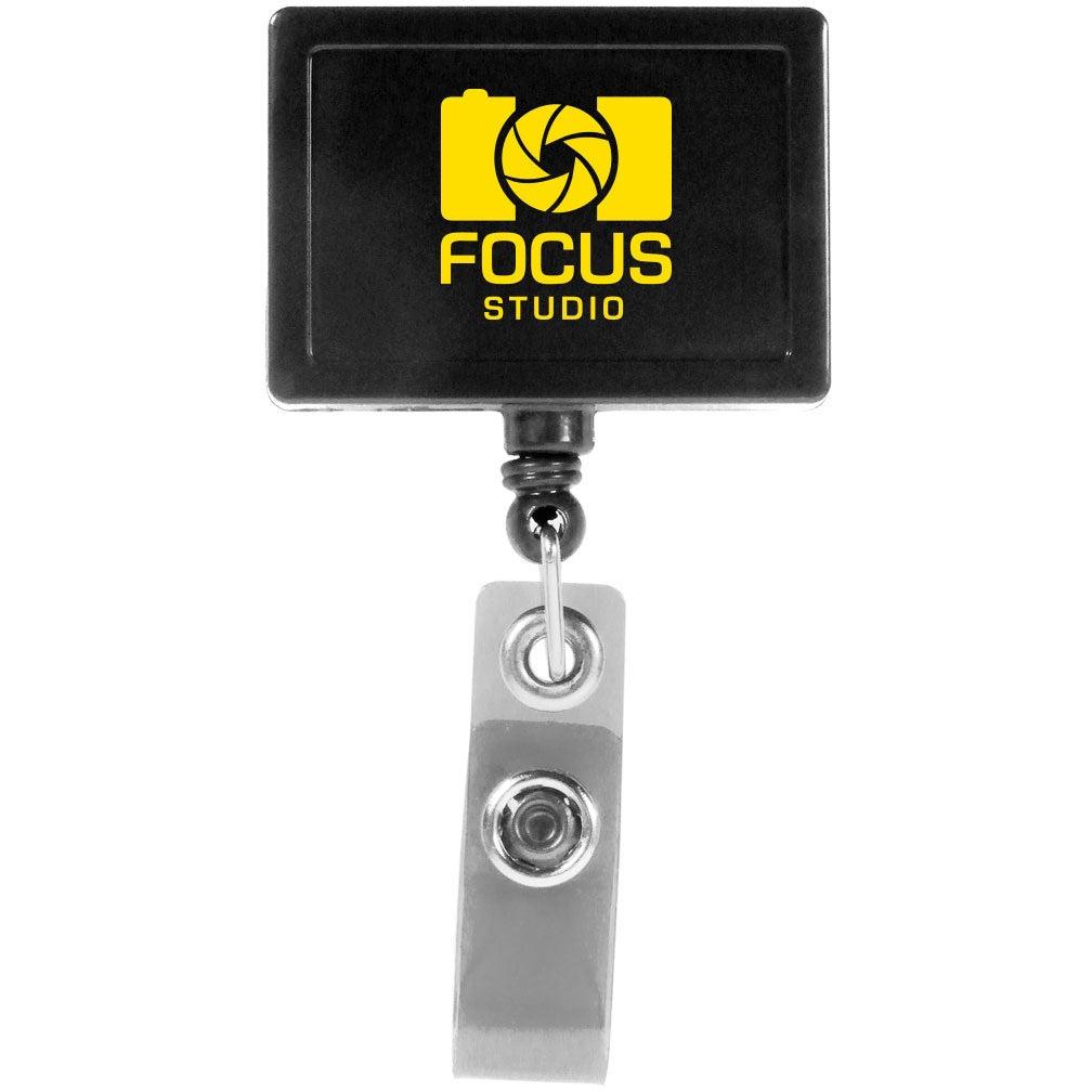 The Edge Retractable Badge Holder