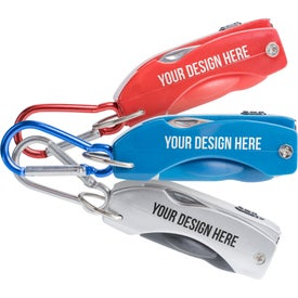 The Everything Tool Key Chain Imprinted with Your Logo