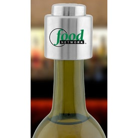 Advertising The Limana Vacuum Wine Stopper
